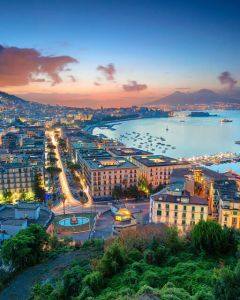 Car hire in Naples Airport Italy