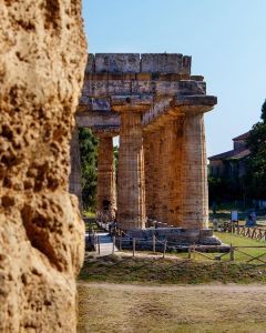 Paestum is an extremely important archaeological site